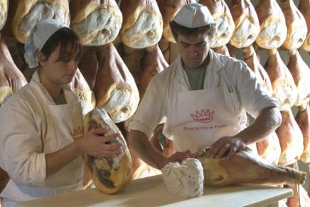 Prosciutto di Parma, nel 2016 produzione aumentata del 2,8%