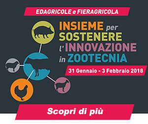 Edagricole e Fieragricola insieme per l'innovazione in zootecnia