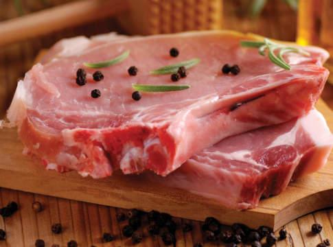 residui di medicinali animali su carne suina