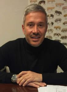Thomas Ronconi, presidente anas
