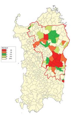 Peste suina in Sardegna