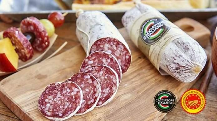Salamini Italiani alla Cacciatora